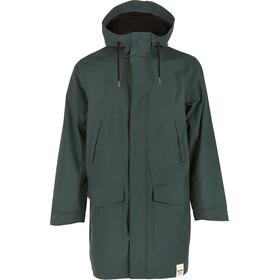 Tretorn M's From The Sea Rain Jacket Padded Kelp Green